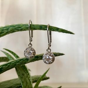 Express cubic zirconium earrings